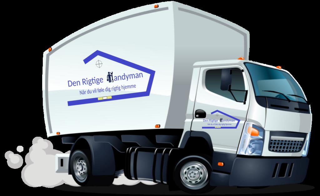 Den Rigtige Handyman transport service