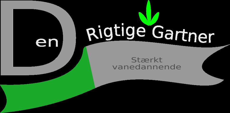 Den Rigtige Gartner logo